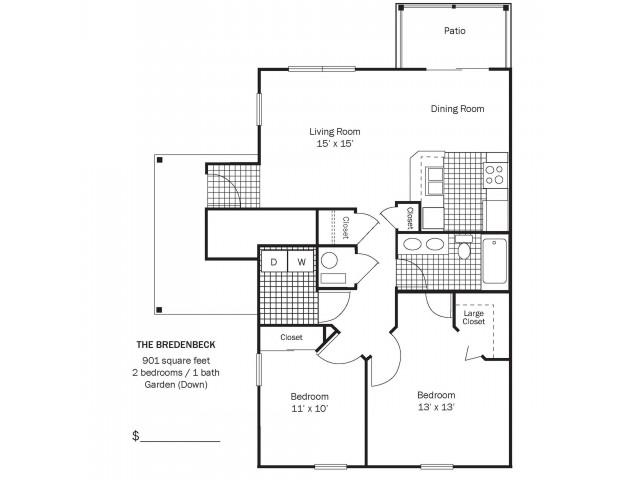 Brendenbeck Floor Plan