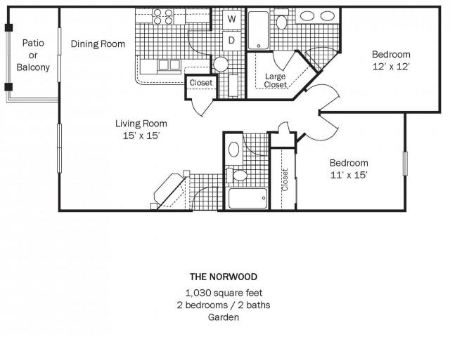 Norwood Floor Plan