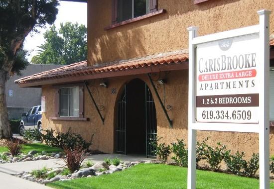 Apartments In El Cajon For Rent Carisbrooke Apartments
