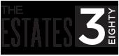 The Estates 3Eighty Logo | Apartments Little Elm TX | The Estates 3Eighty