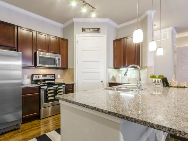 Image of Elegant Granite Kitchen & Bath Countertops for The Estates 3Eighty