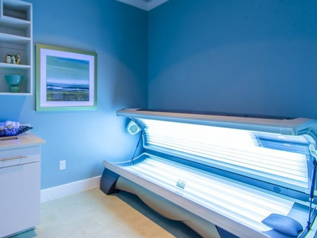 Image of Private Indoor Tanning Facility for The Towers Seabrook