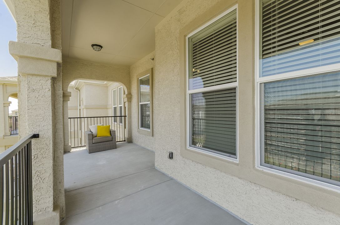 Image of Private Outdoor Living Spaces* for The Mansions of Wylie Active Adult Community
