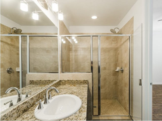 Image of Rainwater Showerheads & Upgraded Plumbing Fixtures for The Mansions of Wylie Active Adult Community