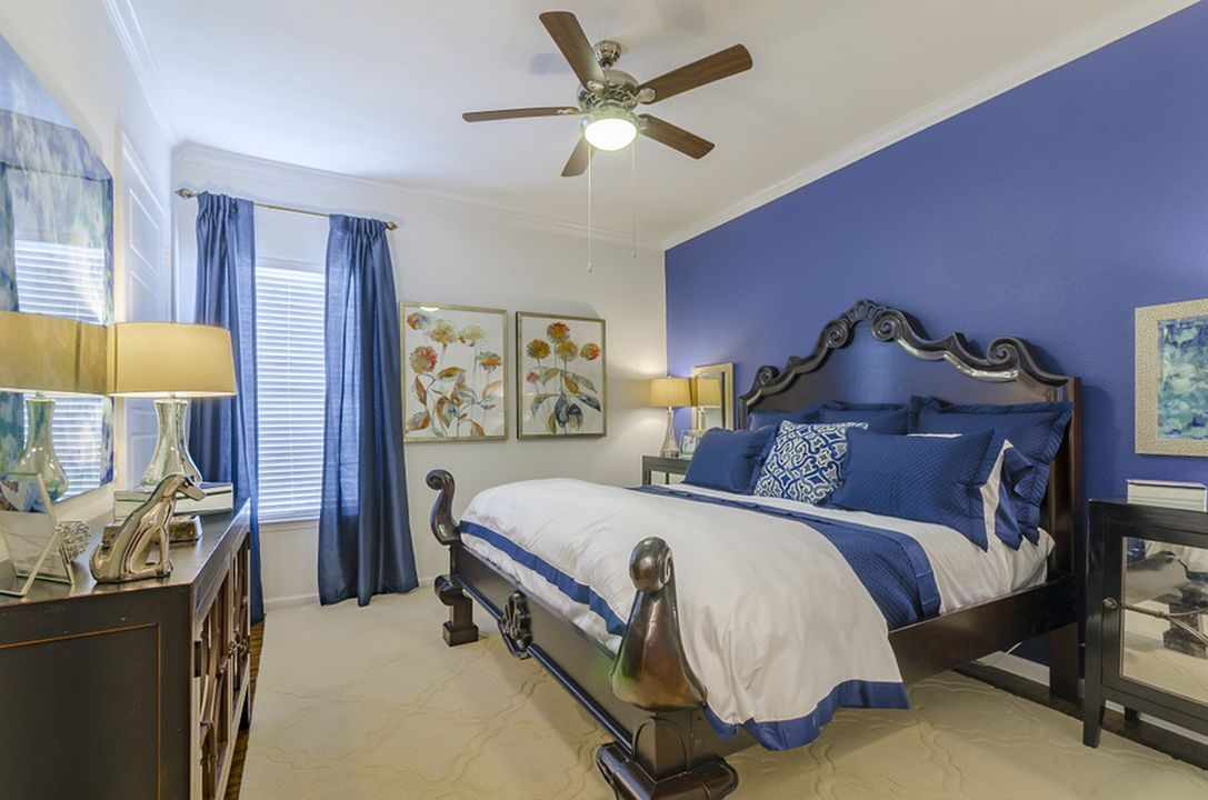 Image of Ceiling Fans with Lights for The Mansions of Wylie Active Adult Community