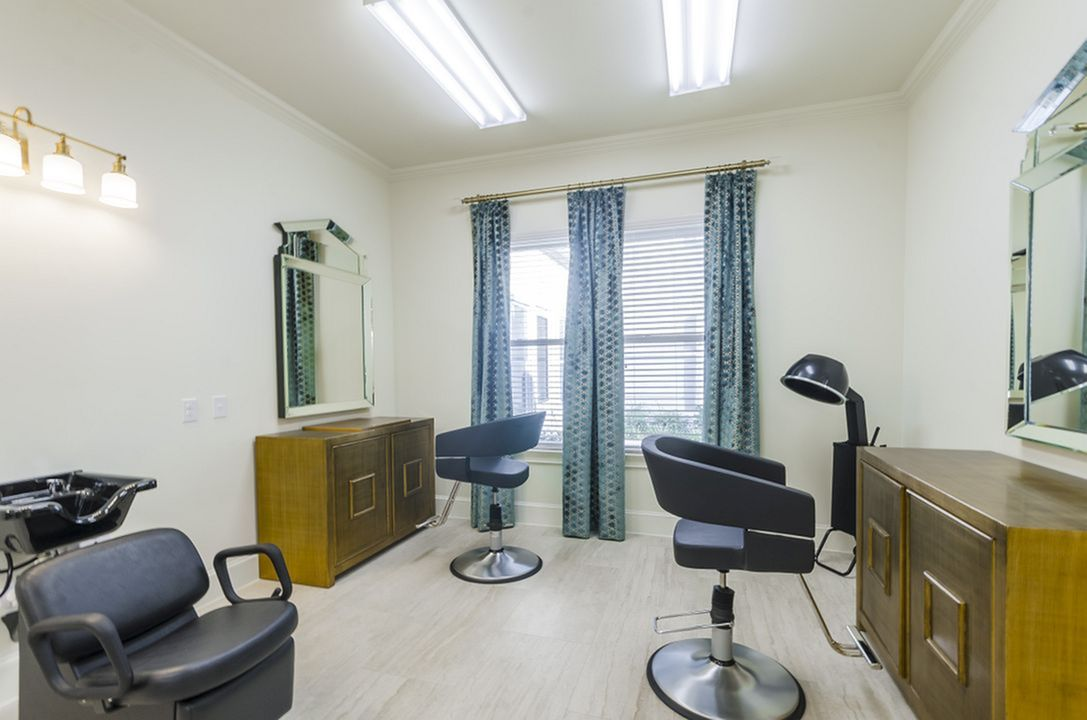 Image of Full-Service Hair & Nail Salon for The Mansions of Wylie Active Adult Community