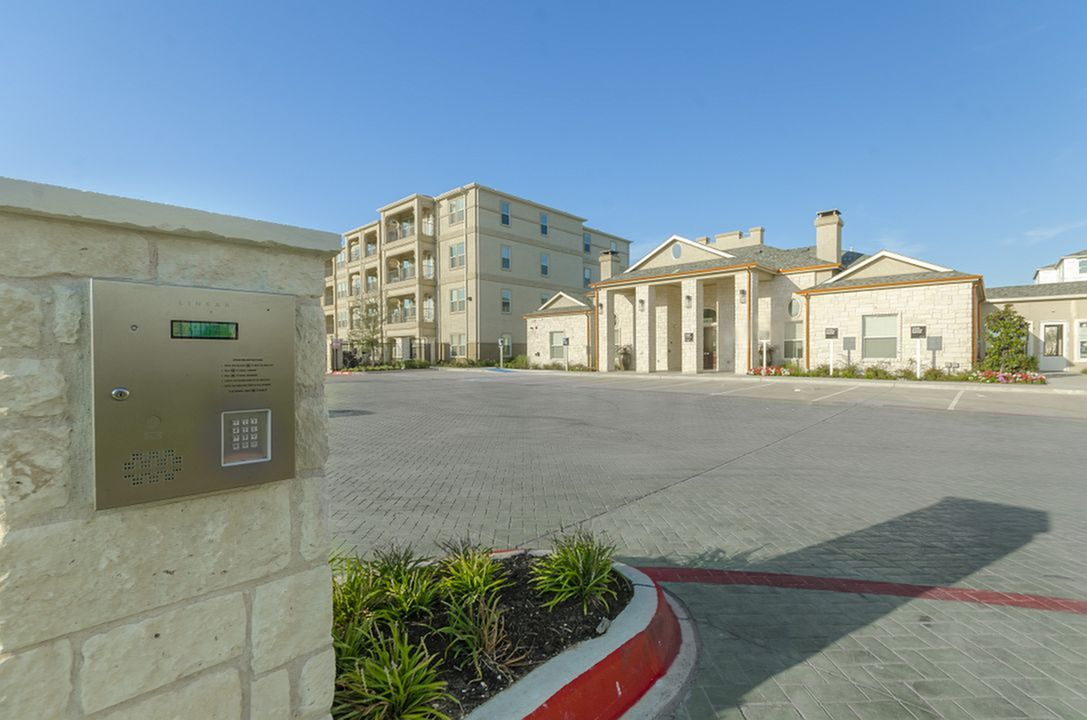Image of Limited-Access Gates for The Mansions of Wylie Active Adult Community