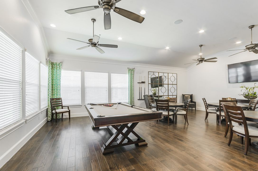 Image of Game Room & Billiards for The Mansions of Wylie Active Adult Community