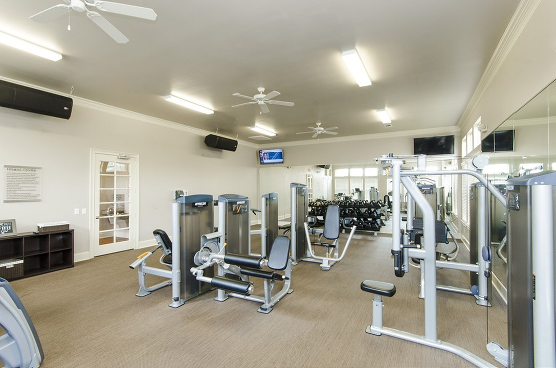 Image of 24-Hour Remote-Access Fitness Center for The Grand Estates Woodland