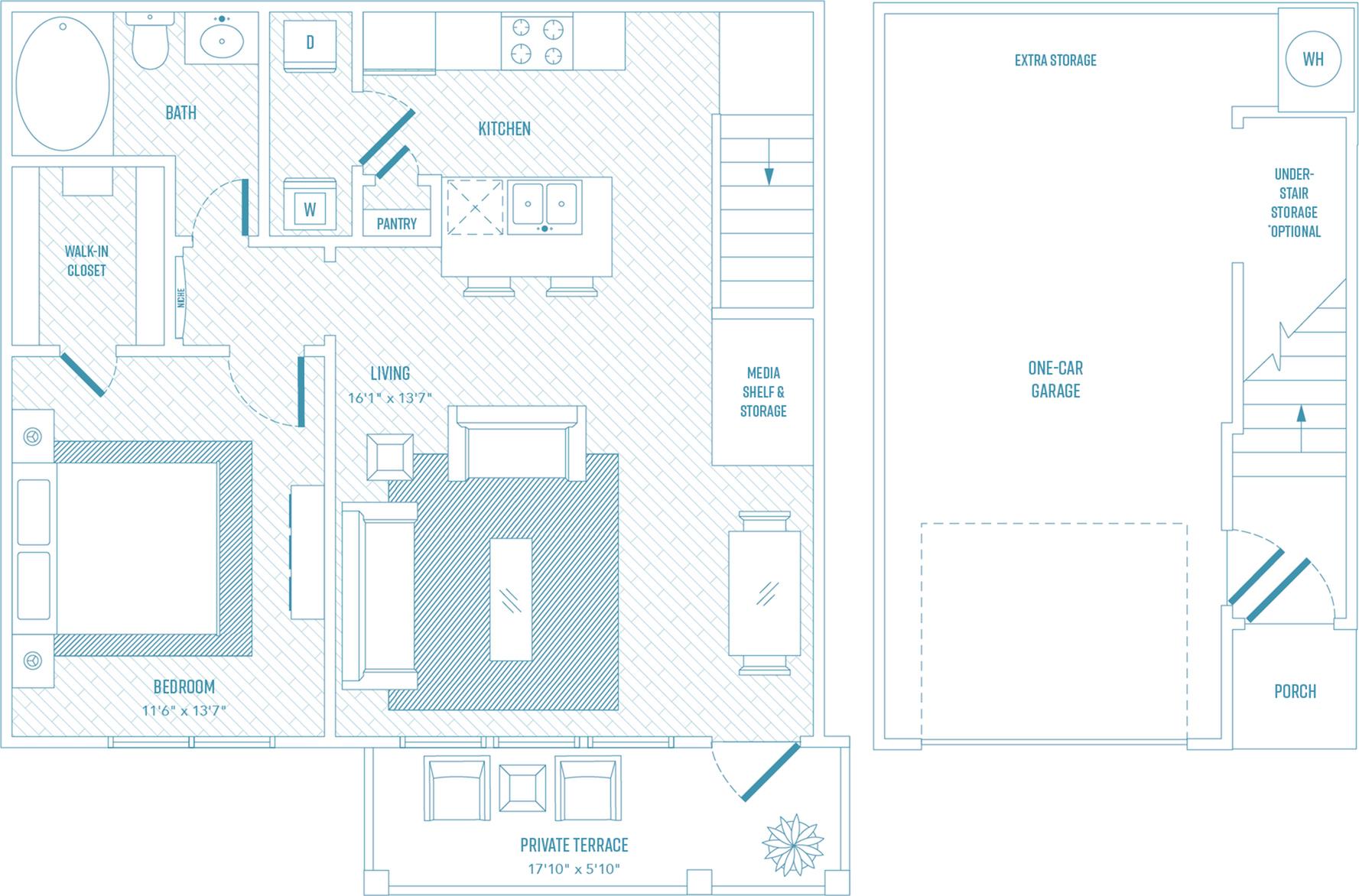 Fresh Floor Plan