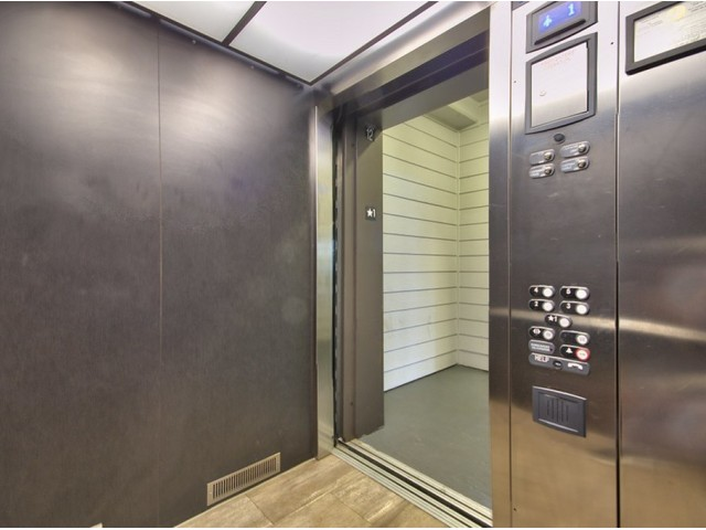 Elevator Access to Every Apartment Home