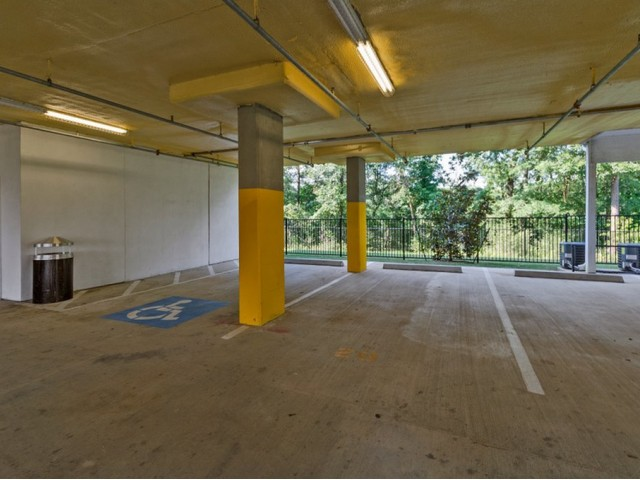 First Floor Parking Garages with Dedicated Spaces*