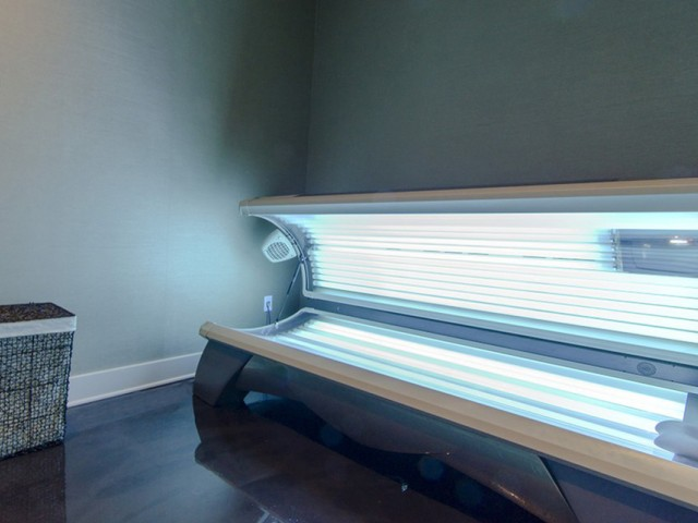 Private Tanning Facility