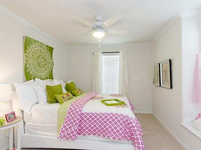 Ceiling Fans in Bedroom