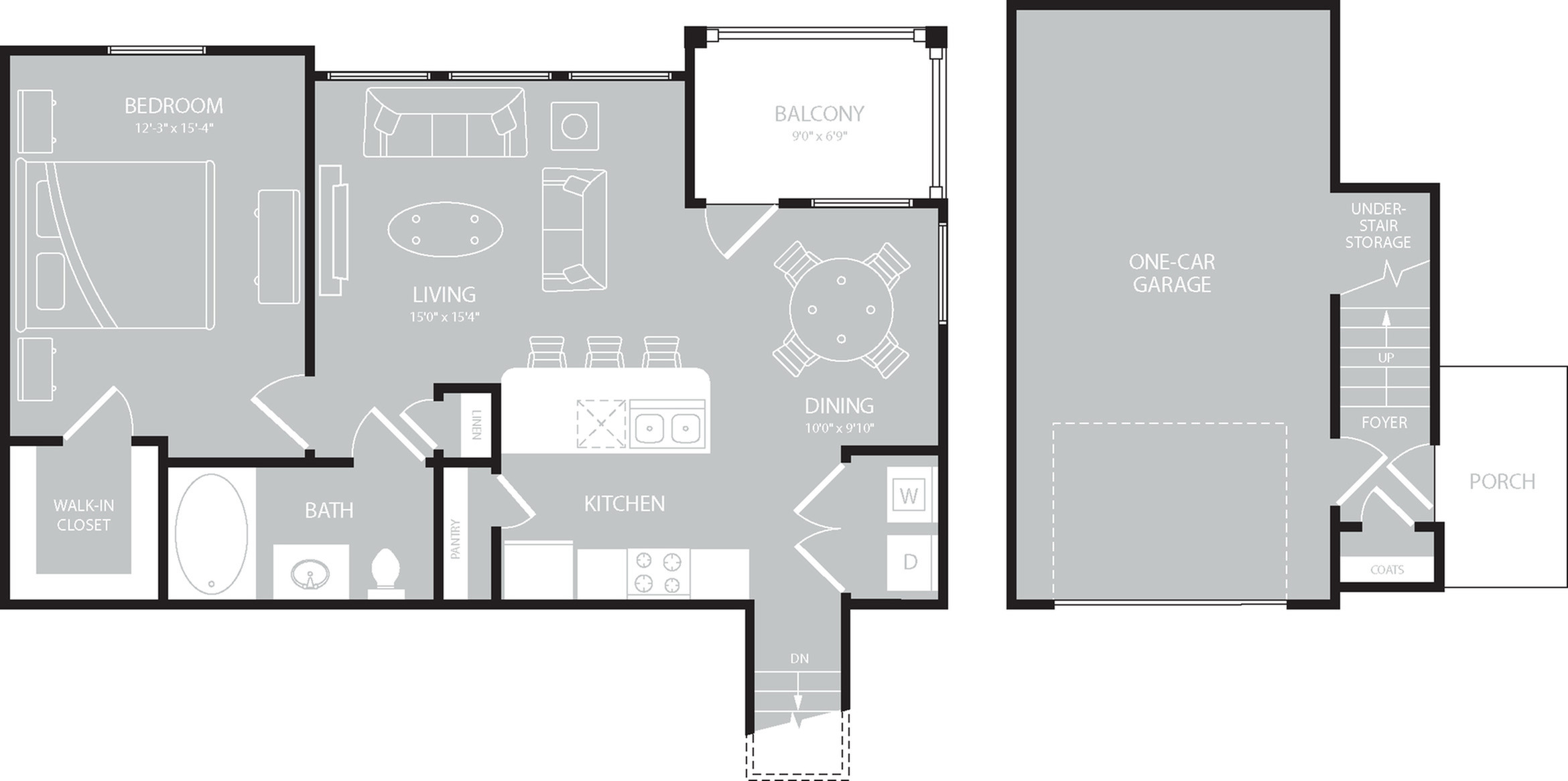 Floor Plan 2 | The Mansions on the Park