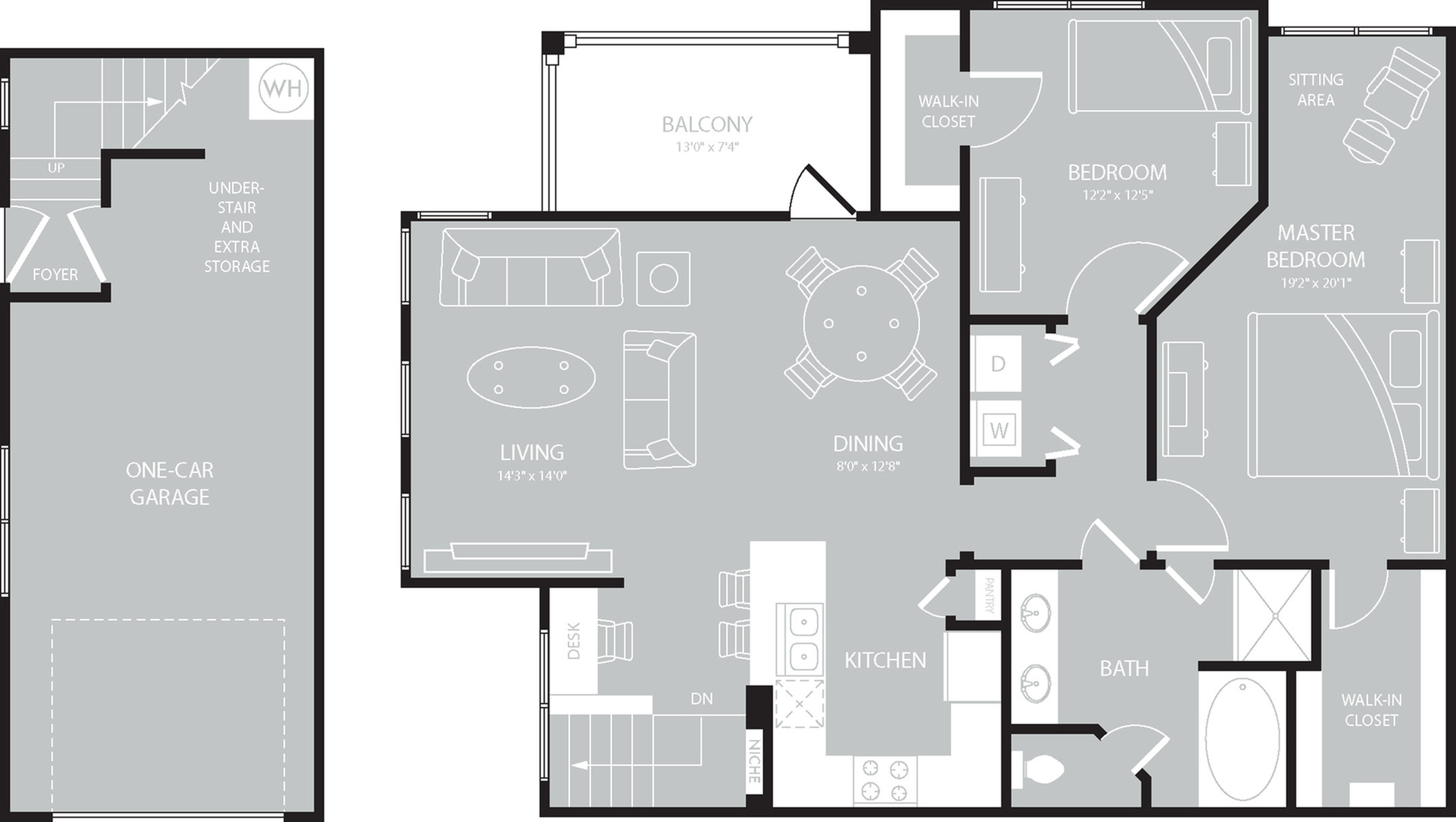 Floor Plan 13The Mansions on the Park