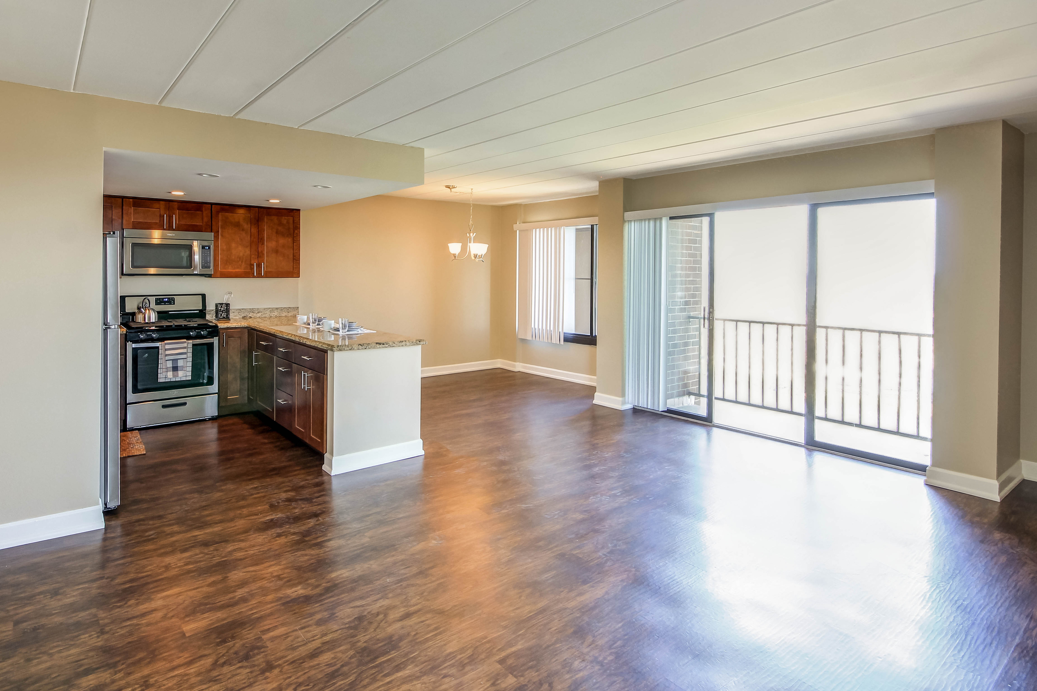 Image of Hardwood-Style Flooring* for Grandview Pointe Apartments