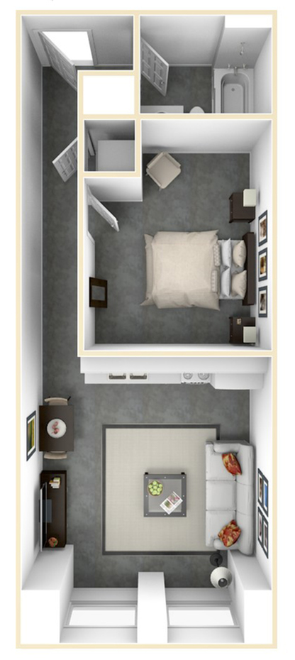 1 BR 103 Style