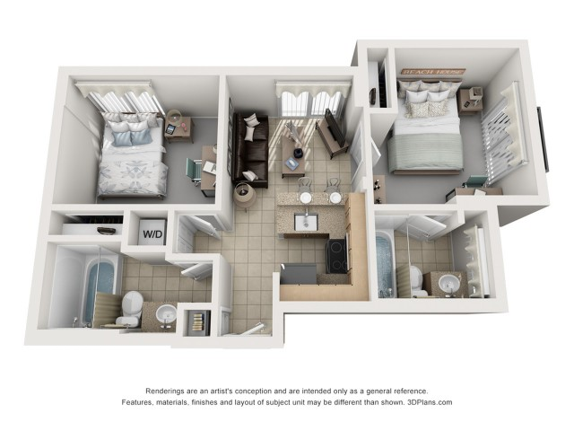 Sierra Floor Plan