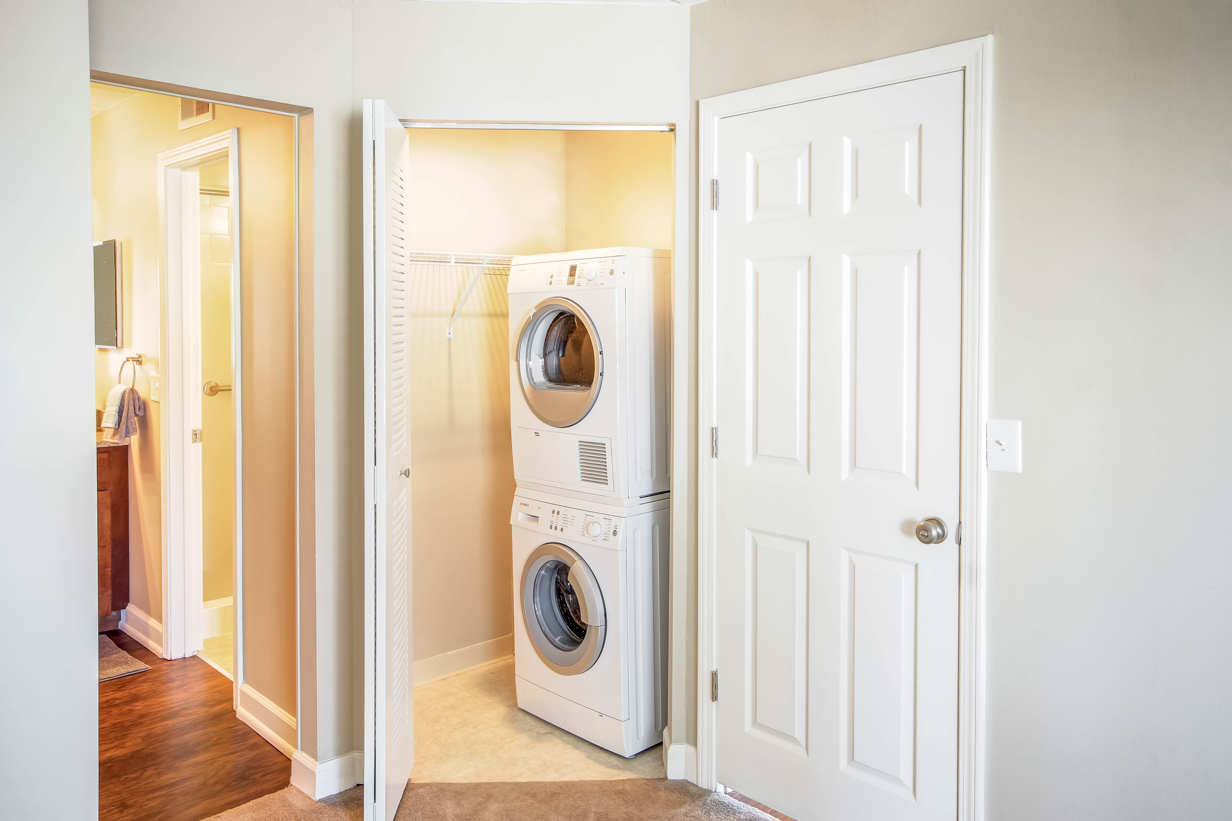 Image of In-Unit Washer/Dryer* for Grandview Pointe Apartments