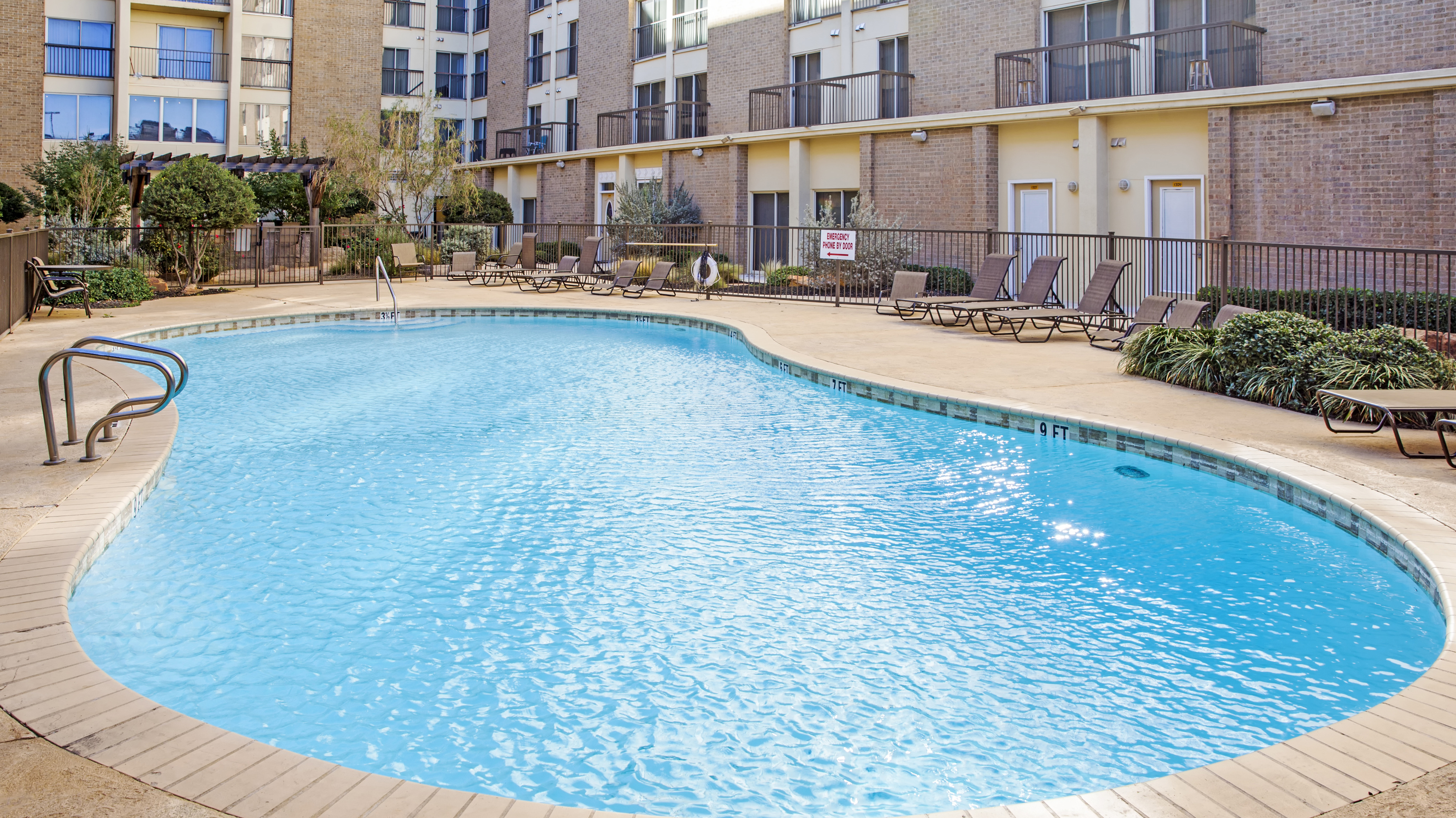 Image of Resort-Style Swimming Pool for ULofts Apartments