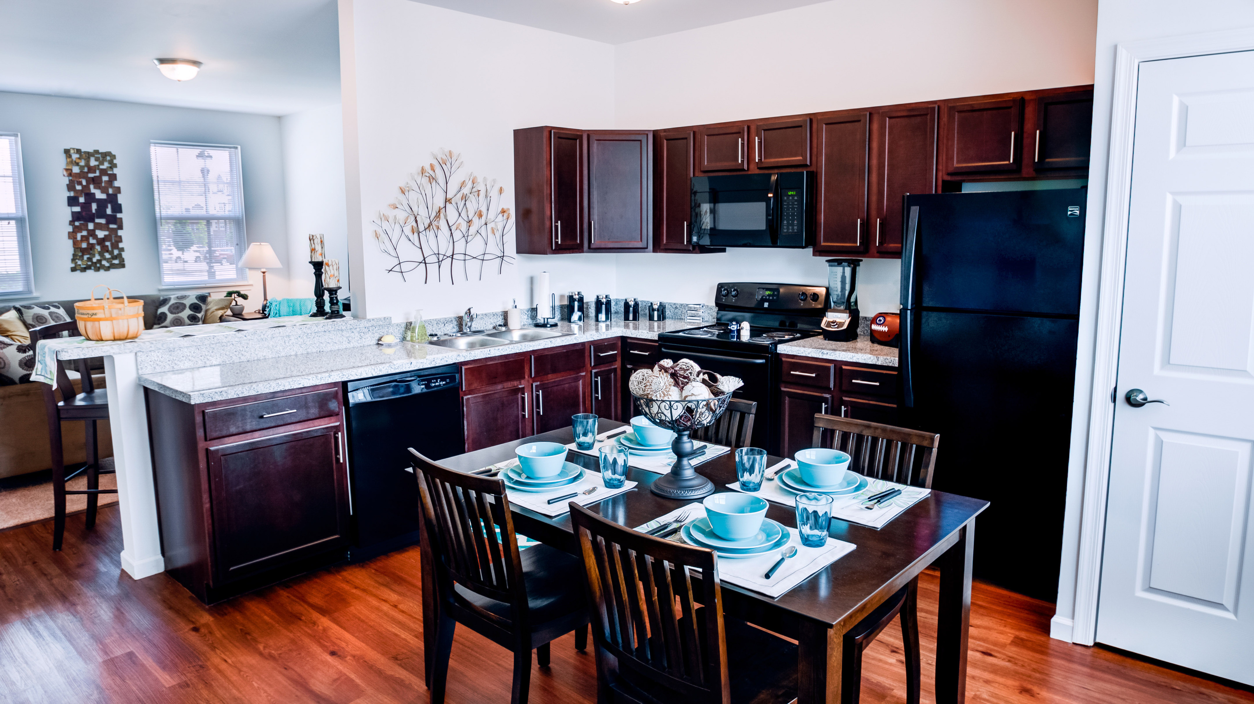 Luxury off-campus living for Penn State in State College, Pennsylvania