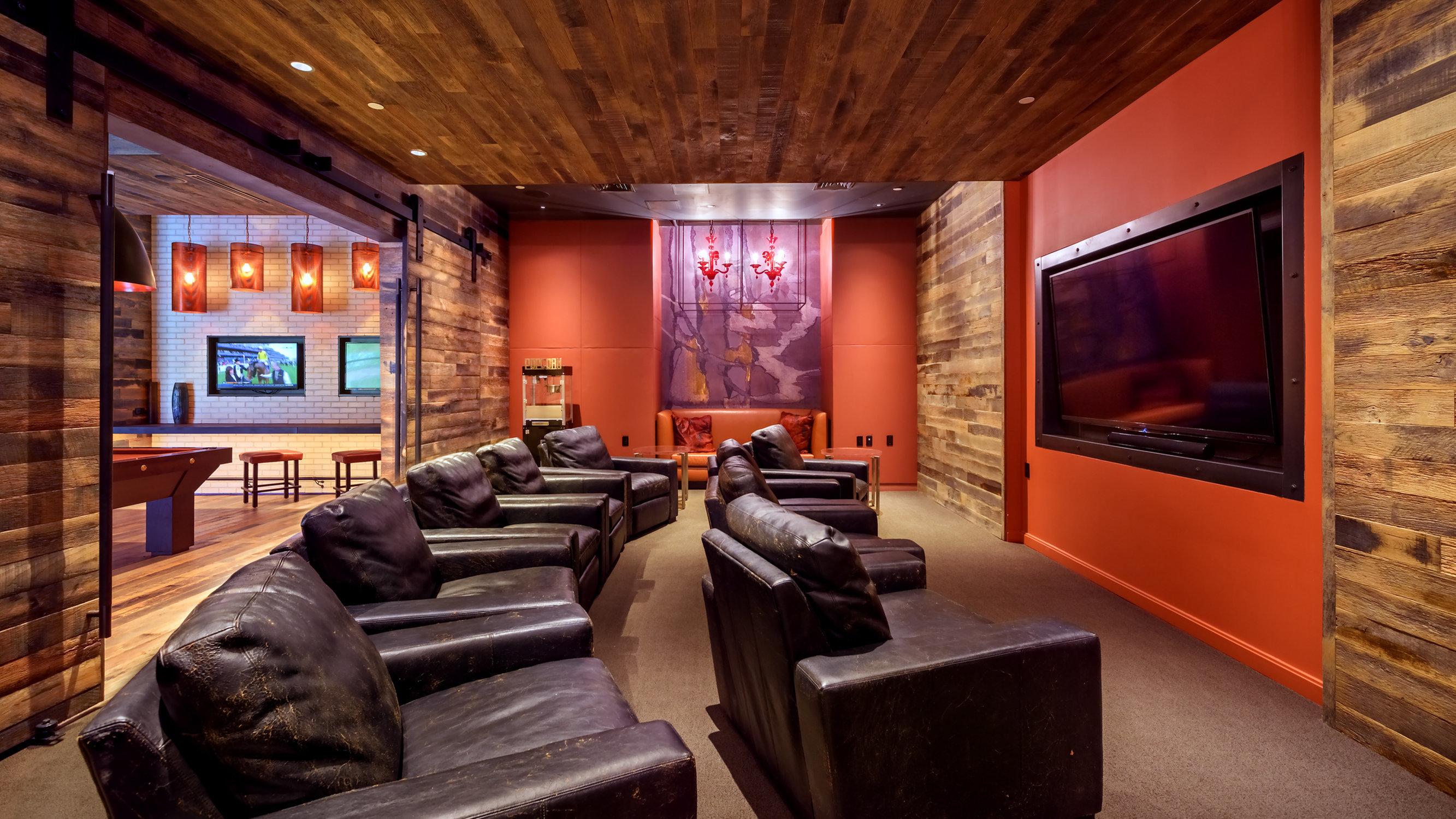 Image of Theatre Room for Eastside Bond