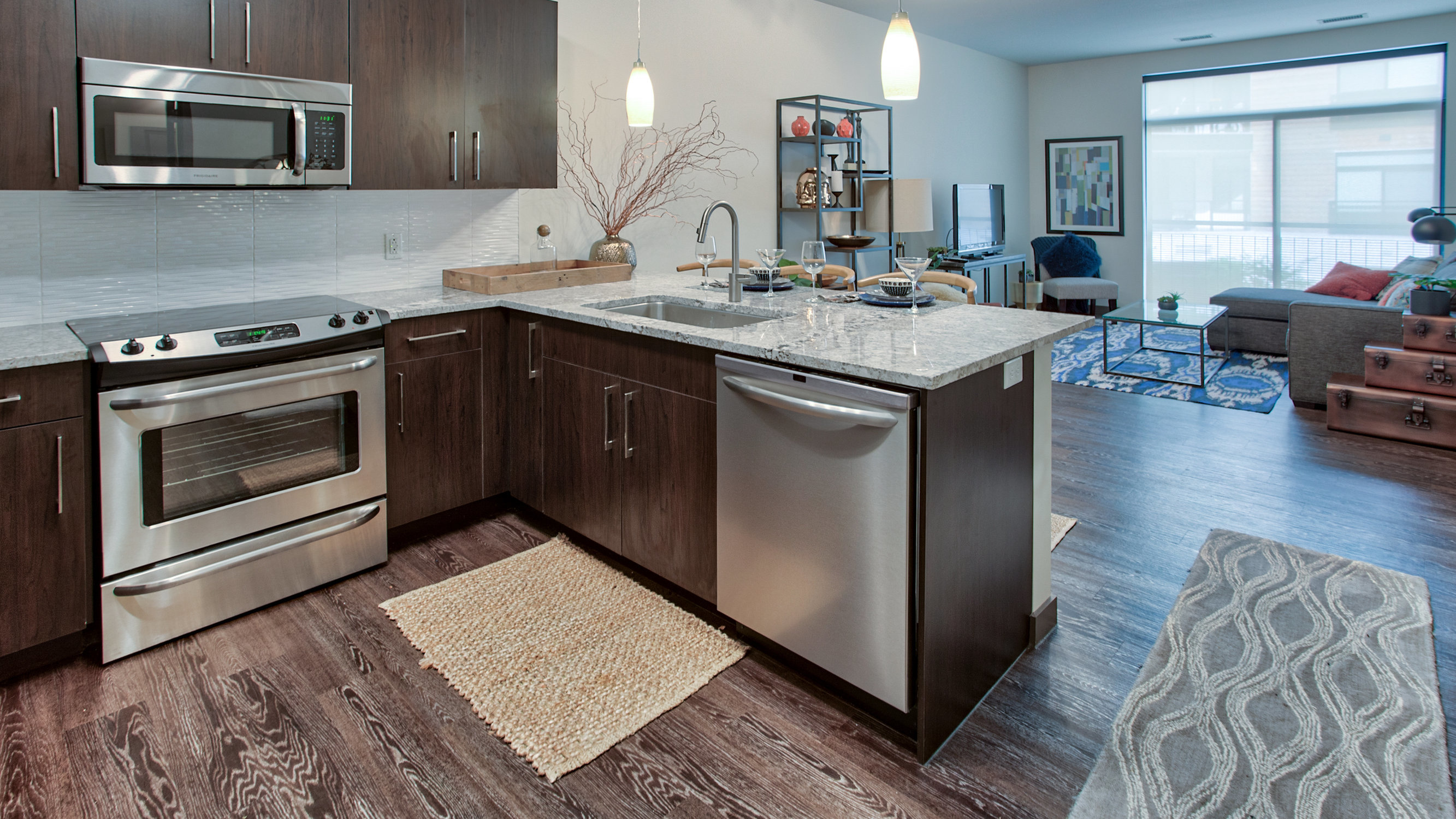 Image of Stainless Steel Appliances for Eastside Bond