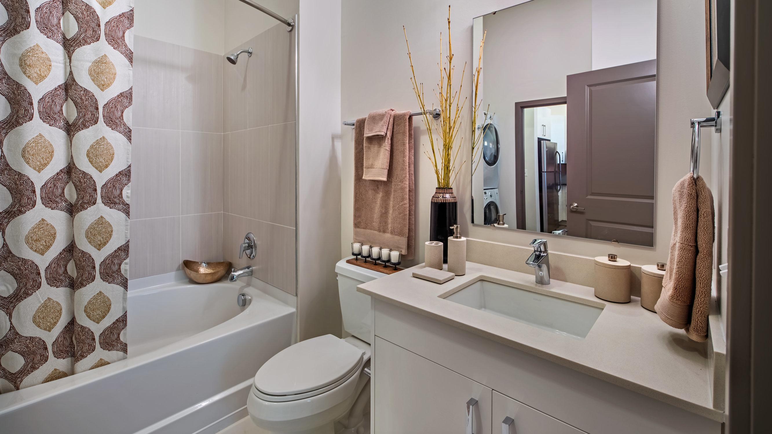 Image of Water-saving Bath Fixtures for Eastside Bond