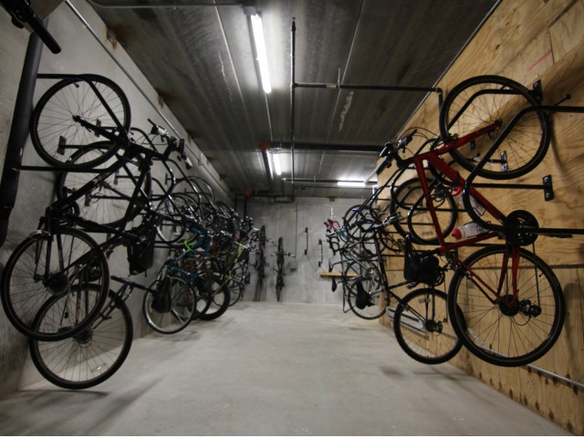 Image of Bicycle Storage and Repair Room for Verve