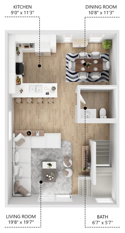C14 - 2nd Floor