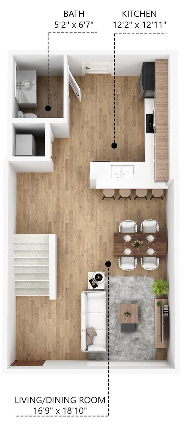 A5 - 1st Floor