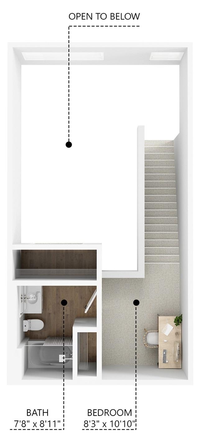A5 - 2nd Floor