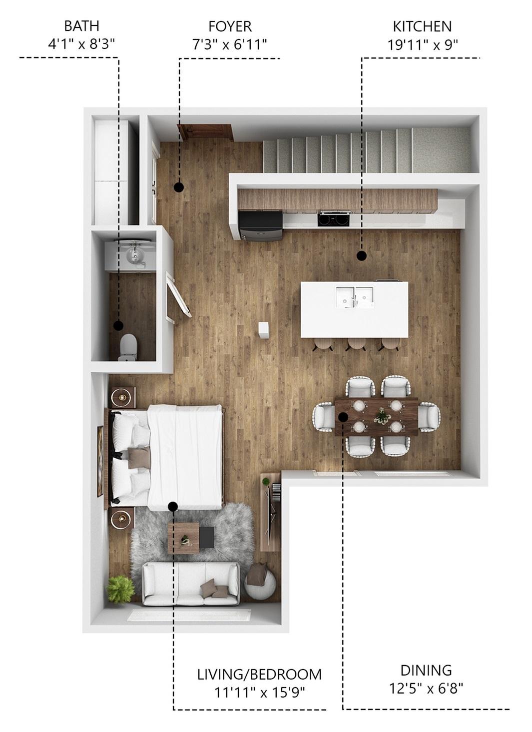 A16 - 1st Floor