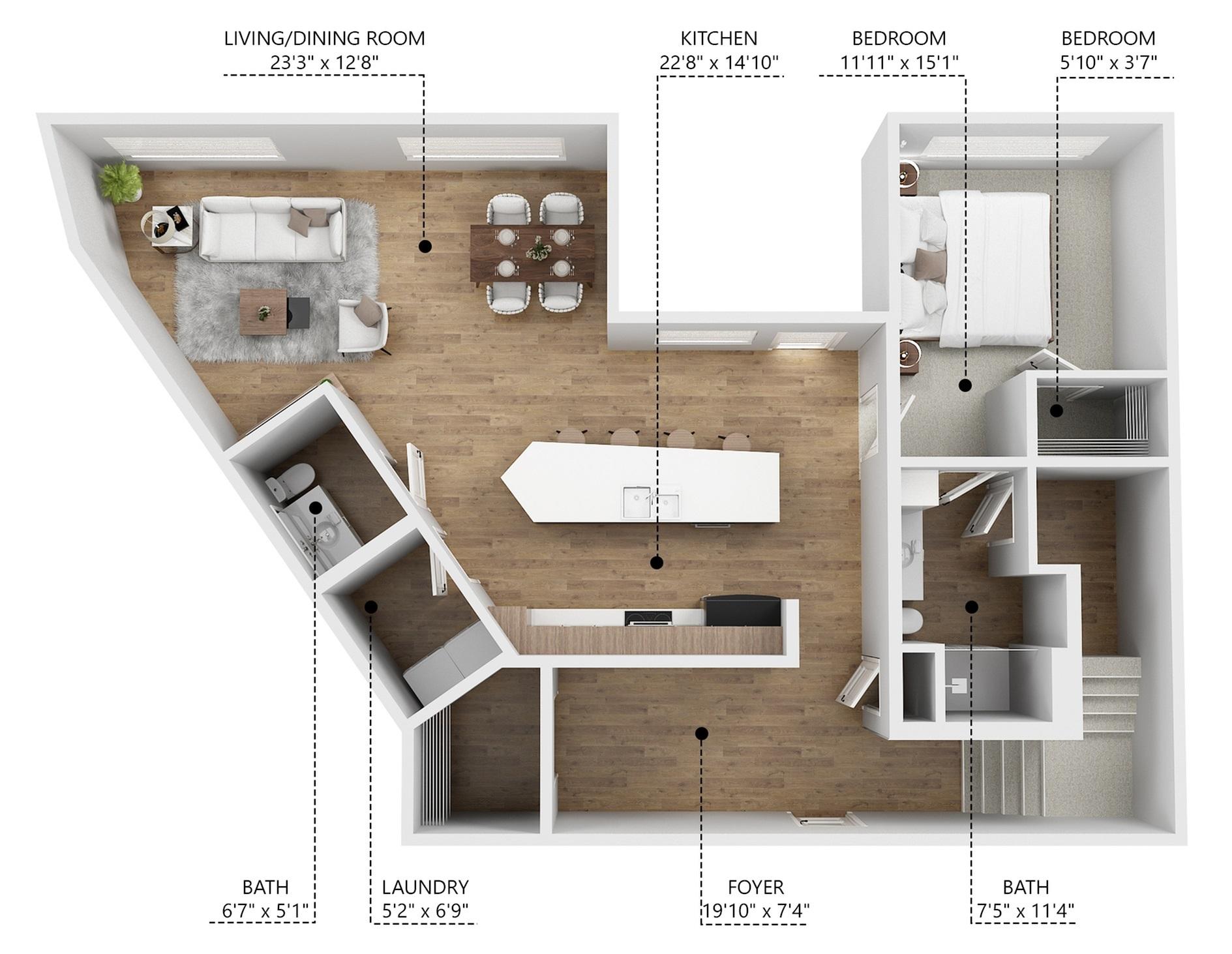 C19 - 1st Floor