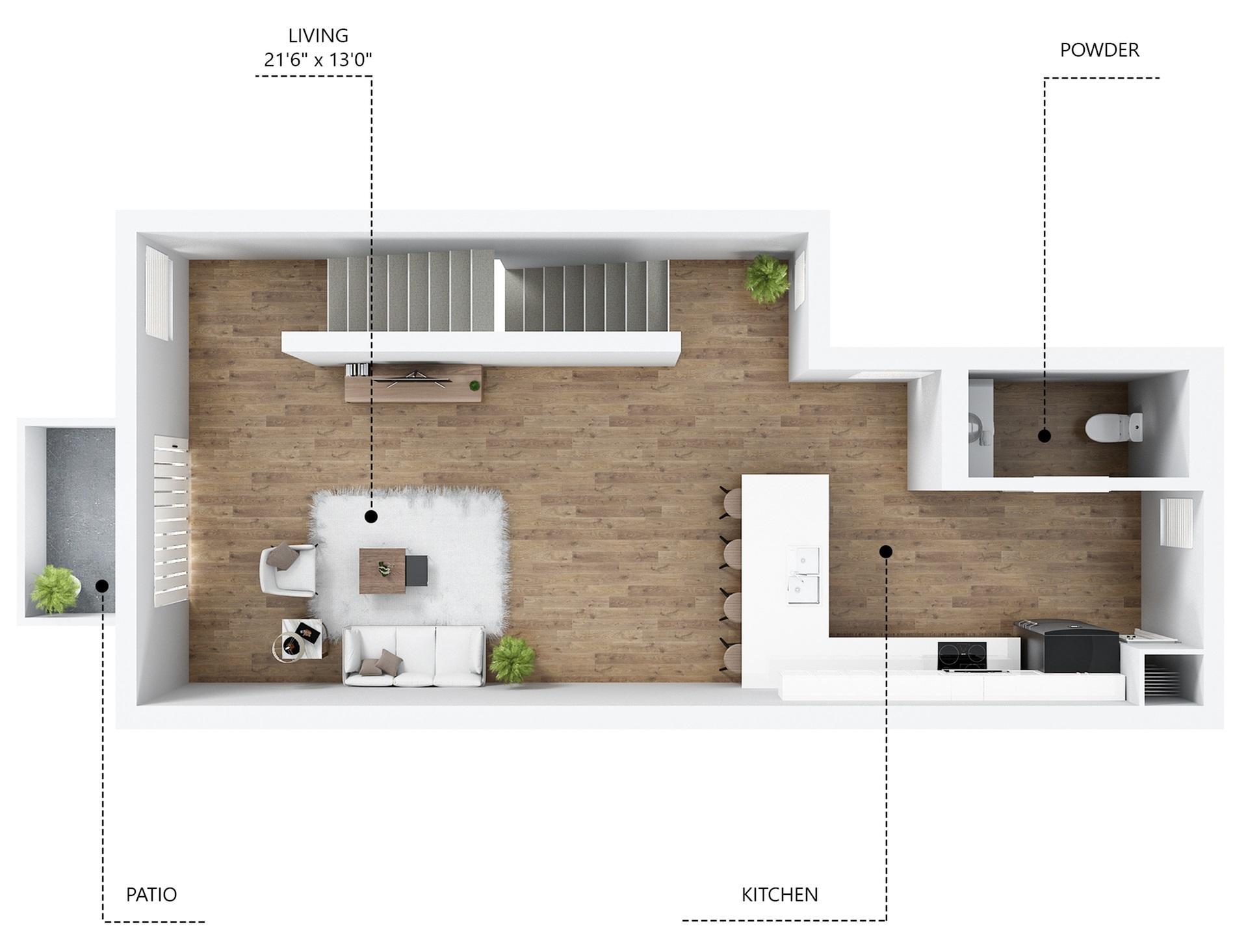 C21 - 2nd Floor