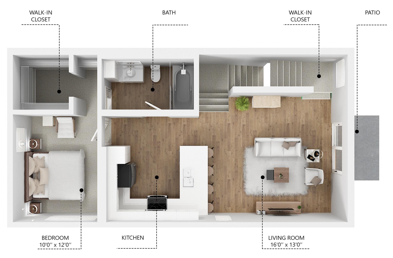 D12 - 2nd Floor