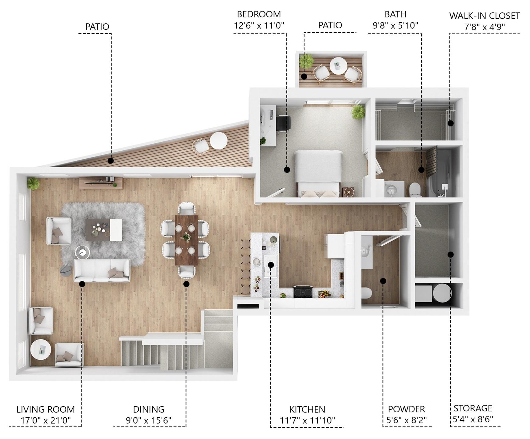 E2 - 2nd Floor
