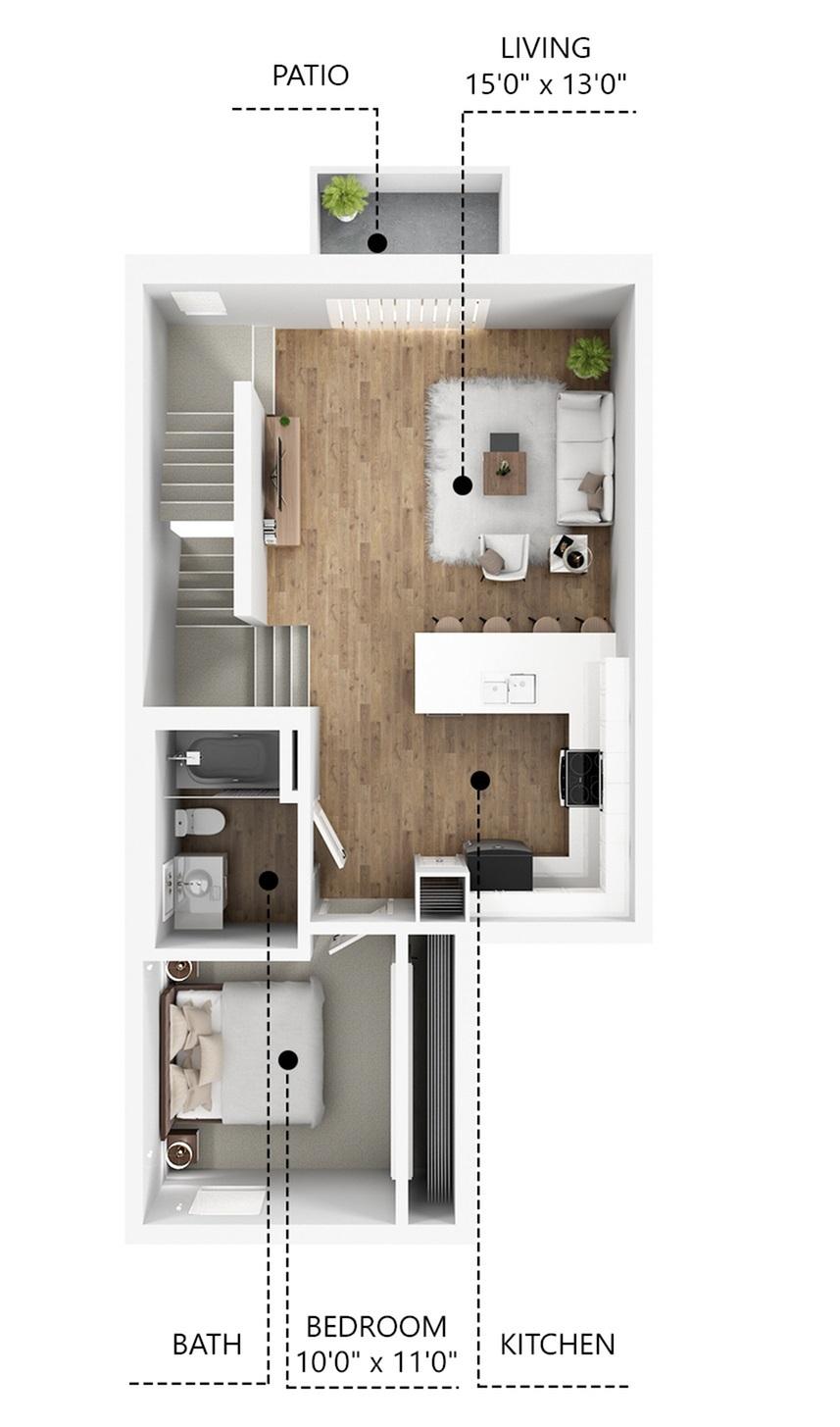 C20 - 2nd Floor