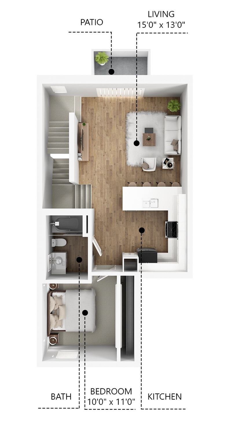 D8 - 2nd Floor