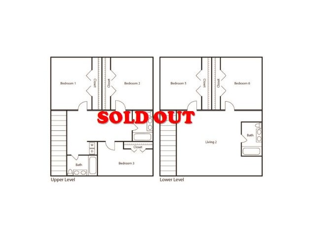 Four Bedroom - SOLD OUT