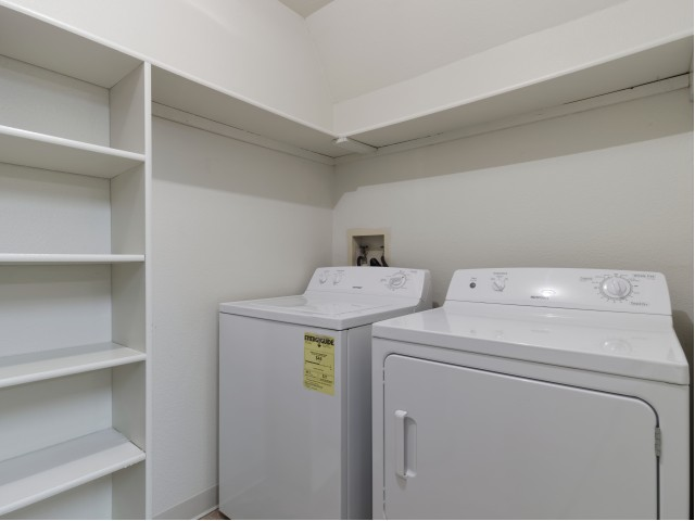 Image of Full Size Washer and Dryer In Every Unit for Meadows at Elk Creek