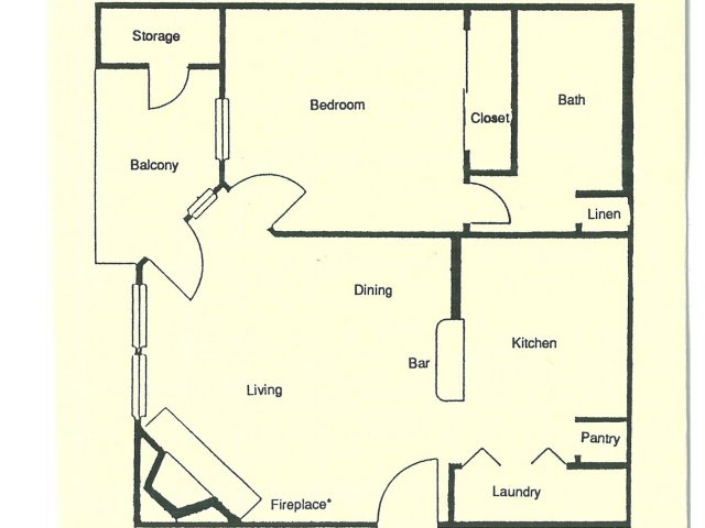 Preston Place Apartments