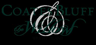Coates Bluff at Wright Island