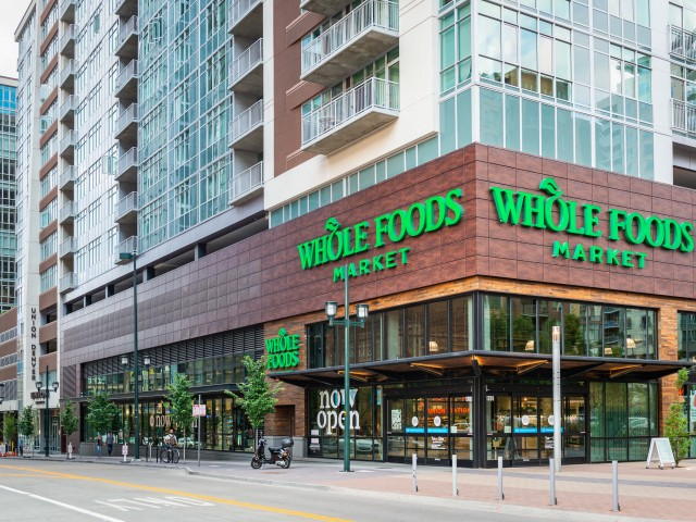 Image of On-site Whole Foods for Union Denver - MF