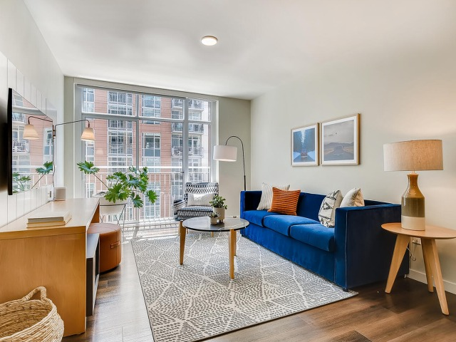 Sentral Union Station One Bedroom Apartment