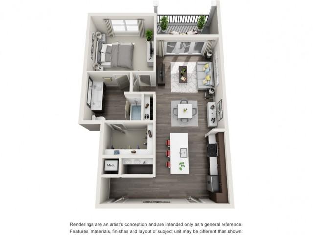 A5L Floorplan