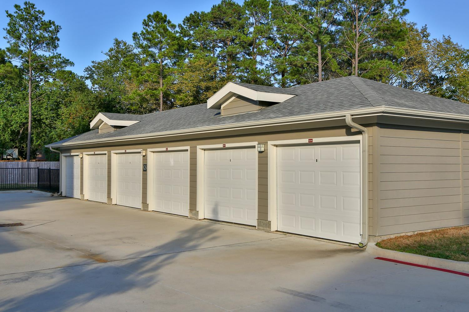 Direct Access One Car Garages