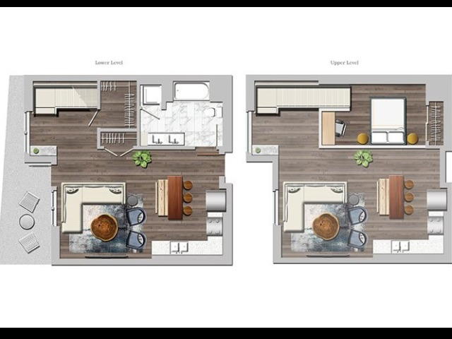 losa | Next on Lex Apartments | Luxury Apartments in Glendale CA