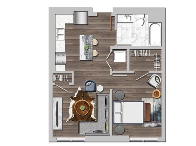 1bD2 Studio Loft